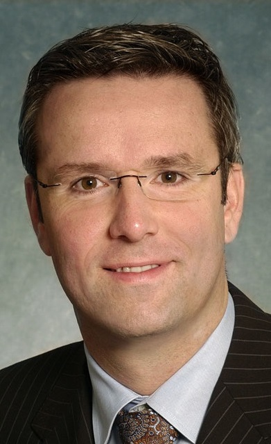 Rick Huijbregts, VP industry transformation, Cisco Canada