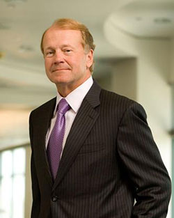 John Chambers, chairman and CEO, Cisco