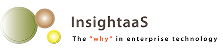 InsightaaS The \'why\' in enterprise technology