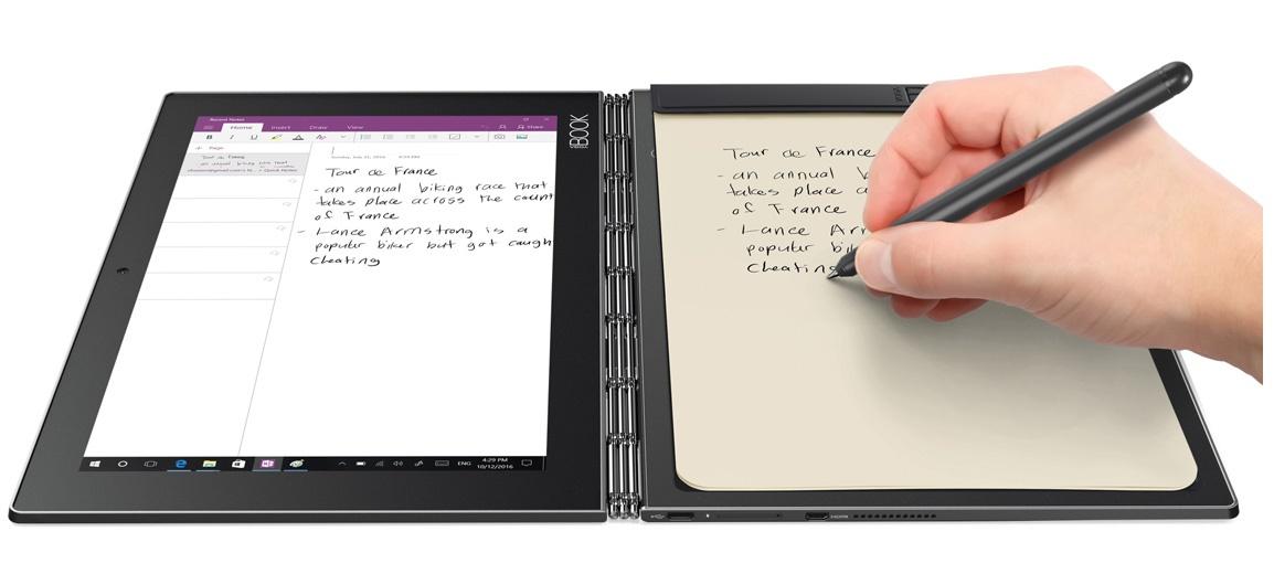 Lenovo Yoga Book Review Insightaas