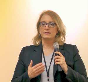 Glenda Schmidt, EMBA candidate, University of Fredericton