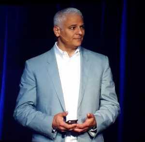 Frank Vella, CEO Information Builders at IB Summit 2019