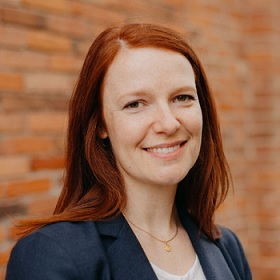 Clare Cameron, program manager, BI, CIty of Burlington