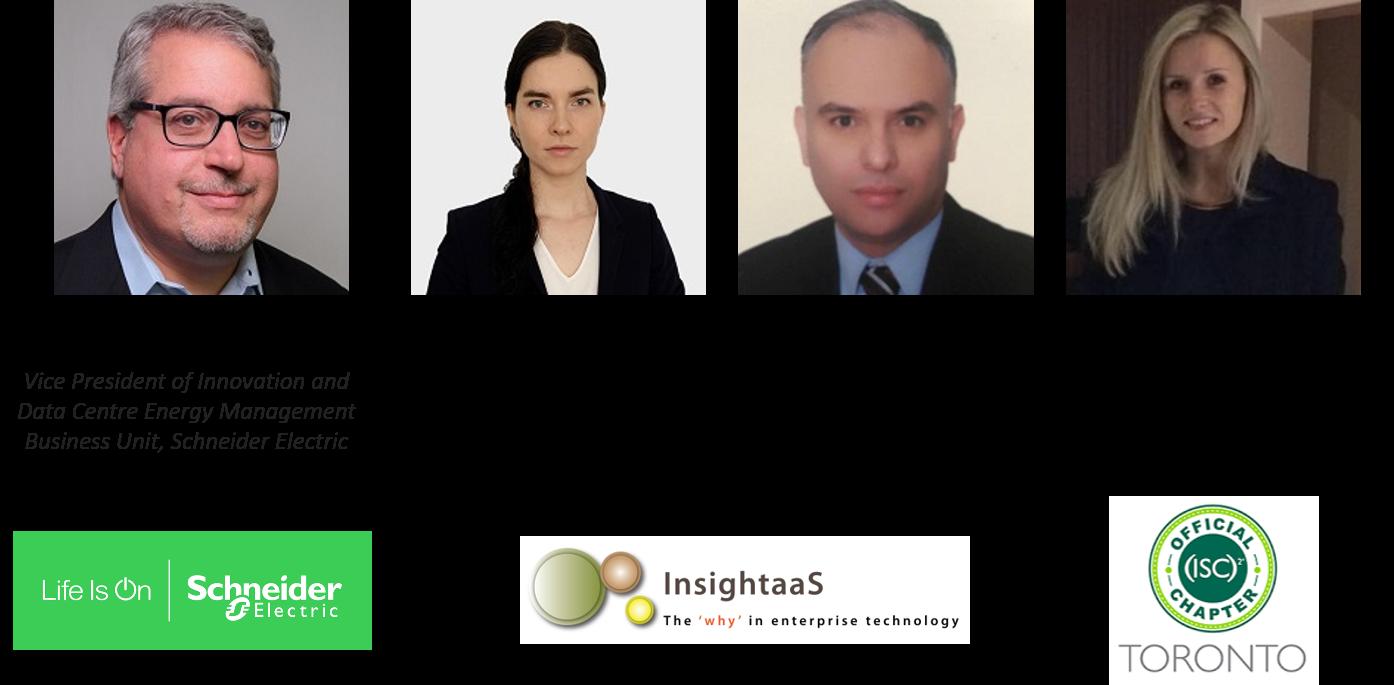 DEI1 session speakers - Victoria Granova, Maria Koslunova, Steven Carlini, Ferris Adi
